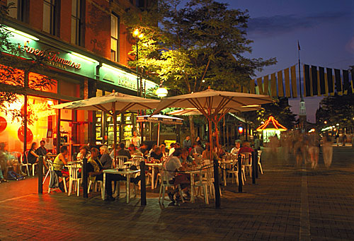 Burlington Restaurants Vt Church Street